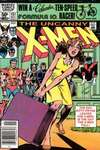 Uncanny X-Men #151 comic books - cover scans photos Uncanny X-Men #151 comic books - covers, picture gallery