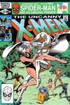 Uncanny X-Men #152 comic books - cover scans photos Uncanny X-Men #152 comic books - covers, picture gallery