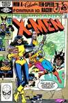 Uncanny X-Men #153 comic books - cover scans photos Uncanny X-Men #153 comic books - covers, picture gallery