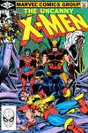Uncanny X-Men #155 comic books - cover scans photos Uncanny X-Men #155 comic books - covers, picture gallery