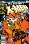Uncanny X-Men #158 comic books - cover scans photos Uncanny X-Men #158 comic books - covers, picture gallery