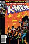 Uncanny X-Men #159 comic books - cover scans photos Uncanny X-Men #159 comic books - covers, picture gallery