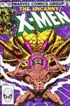 Uncanny X-Men #162 comic books - cover scans photos Uncanny X-Men #162 comic books - covers, picture gallery