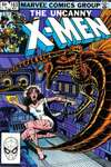 Uncanny X-Men #163 comic books - cover scans photos Uncanny X-Men #163 comic books - covers, picture gallery