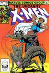 Uncanny X-Men #165 comic books - cover scans photos Uncanny X-Men #165 comic books - covers, picture gallery