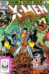 Uncanny X-Men #166 comic books - cover scans photos Uncanny X-Men #166 comic books - covers, picture gallery