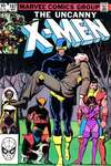 Uncanny X-Men #167 comic books - cover scans photos Uncanny X-Men #167 comic books - covers, picture gallery