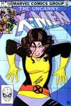 Uncanny X-Men #168 comic books - cover scans photos Uncanny X-Men #168 comic books - covers, picture gallery