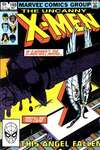 Uncanny X-Men #169 comic books - cover scans photos Uncanny X-Men #169 comic books - covers, picture gallery