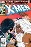 Uncanny X-Men #170 comic books - cover scans photos Uncanny X-Men #170 comic books - covers, picture gallery