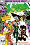 Uncanny X-Men #171 comic books - cover scans photos Uncanny X-Men #171 comic books - covers, picture gallery
