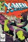 Uncanny X-Men #176 comic books - cover scans photos Uncanny X-Men #176 comic books - covers, picture gallery