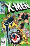 Uncanny X-Men #178 comic books for sale