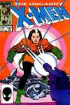Uncanny X-Men #182 comic books - cover scans photos Uncanny X-Men #182 comic books - covers, picture gallery