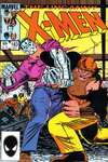 Uncanny X-Men #183 comic books - cover scans photos Uncanny X-Men #183 comic books - covers, picture gallery