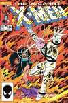 Uncanny X-Men #184 comic books - cover scans photos Uncanny X-Men #184 comic books - covers, picture gallery