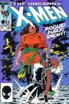 Uncanny X-Men #185 comic books - cover scans photos Uncanny X-Men #185 comic books - covers, picture gallery
