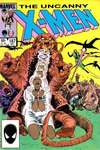 Uncanny X-Men #187 cheap bargain discounted comic books Uncanny X-Men #187 comic books