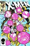 Uncanny X-Men #188 comic books - cover scans photos Uncanny X-Men #188 comic books - covers, picture gallery