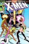 Uncanny X-Men #189 comic books - cover scans photos Uncanny X-Men #189 comic books - covers, picture gallery