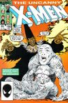 Uncanny X-Men #190 comic books - cover scans photos Uncanny X-Men #190 comic books - covers, picture gallery