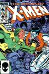 Uncanny X-Men #191 comic books - cover scans photos Uncanny X-Men #191 comic books - covers, picture gallery