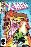 Uncanny X-Men #194 Comic Books - Covers, Scans, Photos  in Uncanny X-Men Comic Books - Covers, Scans, Gallery