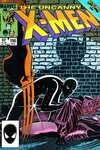 Uncanny X-Men #196 comic books - cover scans photos Uncanny X-Men #196 comic books - covers, picture gallery