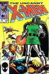 Uncanny X-Men #197 cheap bargain discounted comic books Uncanny X-Men #197 comic books