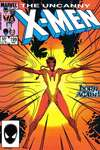 Uncanny X-Men #199 comic books - cover scans photos Uncanny X-Men #199 comic books - covers, picture gallery