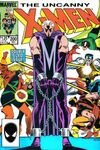 Uncanny X-Men #200 comic books - cover scans photos Uncanny X-Men #200 comic books - covers, picture gallery
