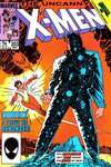 Uncanny X-Men #203 comic books - cover scans photos Uncanny X-Men #203 comic books - covers, picture gallery