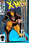 Uncanny X-Men #207 comic books - cover scans photos Uncanny X-Men #207 comic books - covers, picture gallery