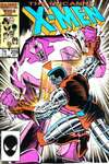 Uncanny X-Men #209 comic books - cover scans photos Uncanny X-Men #209 comic books - covers, picture gallery