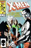 Uncanny X-Men #210 cheap bargain discounted comic books Uncanny X-Men #210 comic books