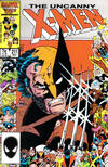 Uncanny X-Men #211 comic books - cover scans photos Uncanny X-Men #211 comic books - covers, picture gallery