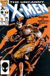 Uncanny X-Men #212 comic books - cover scans photos Uncanny X-Men #212 comic books - covers, picture gallery