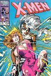 Uncanny X-Men #214 comic books - cover scans photos Uncanny X-Men #214 comic books - covers, picture gallery