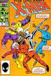 Uncanny X-Men #215 Comic Books - Covers, Scans, Photos  in Uncanny X-Men Comic Books - Covers, Scans, Gallery