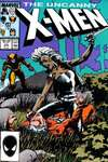 Uncanny X-Men #216 cheap bargain discounted comic books Uncanny X-Men #216 comic books