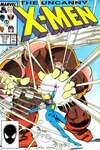 Uncanny X-Men #217 comic books - cover scans photos Uncanny X-Men #217 comic books - covers, picture gallery