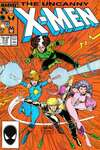 Uncanny X-Men #218 comic books - cover scans photos Uncanny X-Men #218 comic books - covers, picture gallery