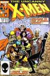 Uncanny X-Men #219 comic books - cover scans photos Uncanny X-Men #219 comic books - covers, picture gallery