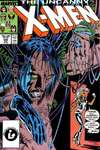 Uncanny X-Men #220 comic books - cover scans photos Uncanny X-Men #220 comic books - covers, picture gallery