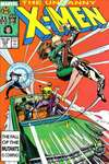 Uncanny X-Men #224 comic books - cover scans photos Uncanny X-Men #224 comic books - covers, picture gallery