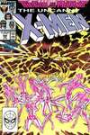 Uncanny X-Men #226 comic books - cover scans photos Uncanny X-Men #226 comic books - covers, picture gallery