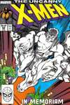 Uncanny X-Men #228 comic books for sale