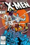 Uncanny X-Men #229 comic books - cover scans photos Uncanny X-Men #229 comic books - covers, picture gallery