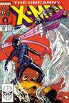 Uncanny X-Men #230 comic books - cover scans photos Uncanny X-Men #230 comic books - covers, picture gallery