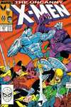 Uncanny X-Men #231 comic books - cover scans photos Uncanny X-Men #231 comic books - covers, picture gallery